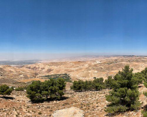 Monte Nebo - Giordania