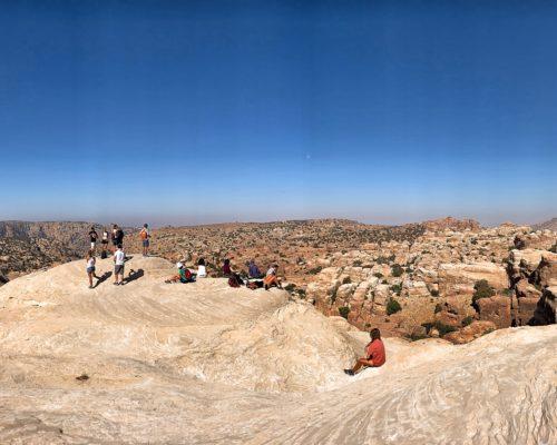 Dana Reserve - Giordania