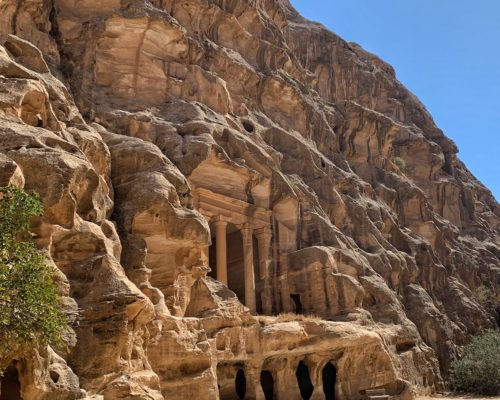 Piccola Petra - Giordania