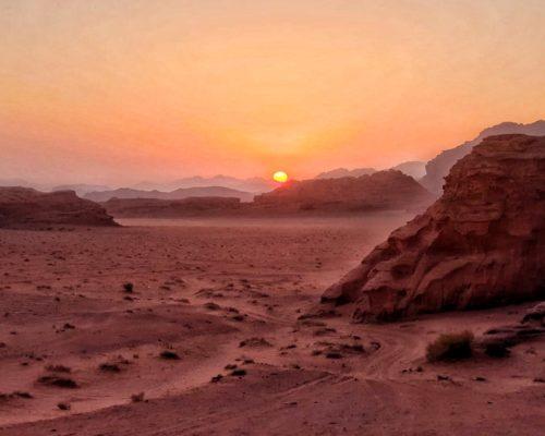 Wadi Rum Desert - Giordania - Jordan