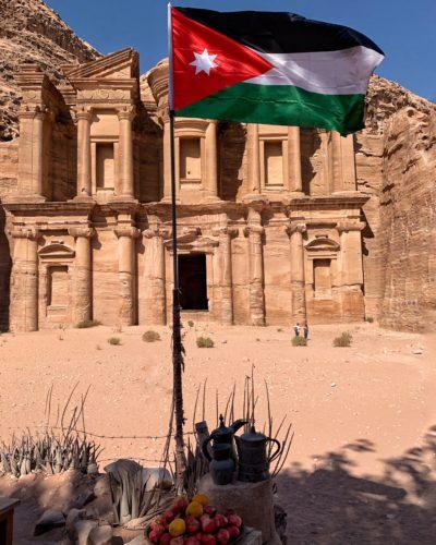 The Monastery - Petra - Giordania