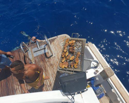 Boat Trip - Mar Rosso - Aqaba - Giordania