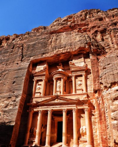The Treasury - Petra- Giordania