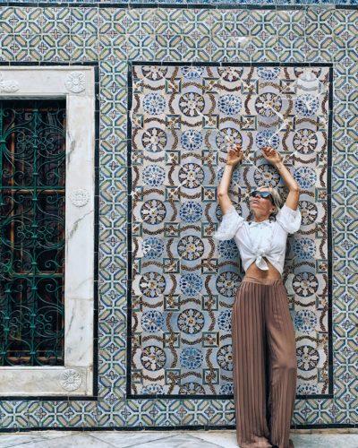 Outfit Inspirations - Palais Bayram - Tunisia