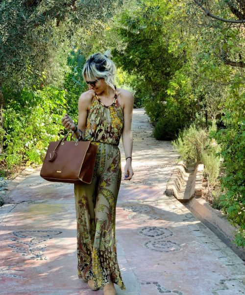 Outfit inspirations - Marrakech