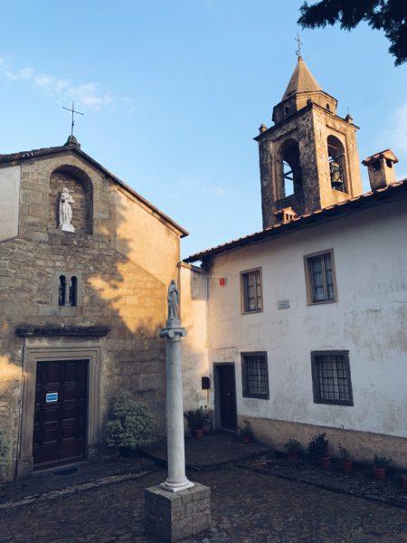 Chiesa di San Giovanni Battista - Lunigiana - Toscana