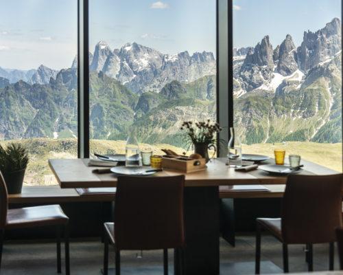 In Alto - Col Margherita - Trentino