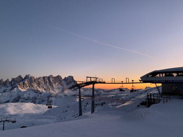 Col Margherita- Ski Area San Pellegrino